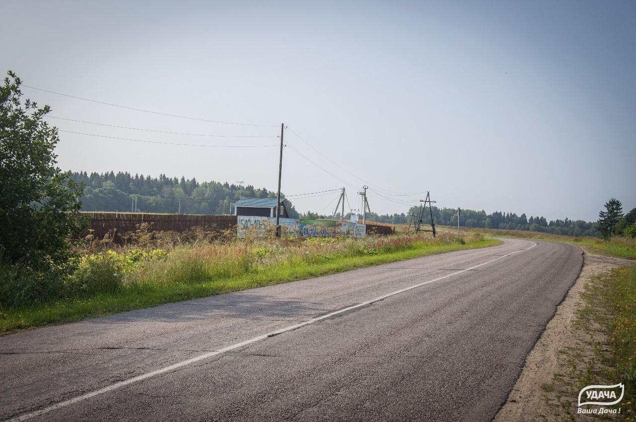 Коттеджный посёлок  «Светлый» по адресу Московская обл, Клинский р-н, Соголево д в 61.2км от МКАД предложения по цене от 390 000 руб.