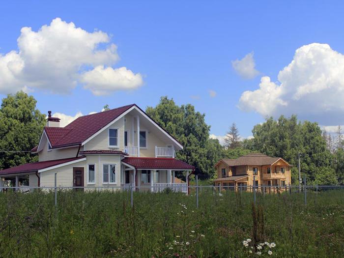 Коттеджный посёлок  «Глебово» по адресу Московская обл, Истринский р-н, Глебово д в 44км от МКАД предложения по цене от 1 500 000 руб.