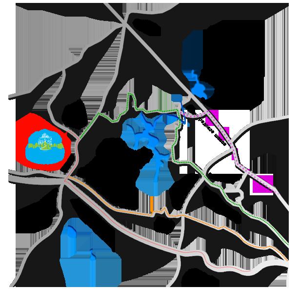 Коттеджный посёлок  «Сальвадор» по адресу Московская обл, Клинский р-н, Афанасово д в 104.9км от МКАД предложения по цене от 883 000 руб.