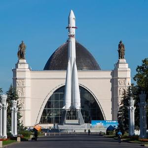АО «МСУ-1» отреставрировало павильон «Космос» на ВДНХ