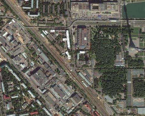 МФК «На территории завода МосКИНАП»