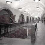 Станция метро «Комсомольская» открыта только для льготников