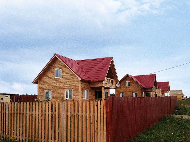 Коттеджный посёлок  «Полиносово» по адресу Московская обл, Александровский р-н, Полиносово д в 73.5км от МКАД предложения по цене от 2 400 000 руб.