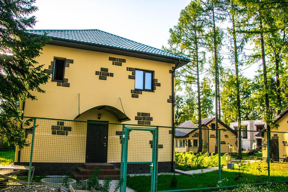 Коттеджный посёлок  «Фонтенбло» по адресу Московская обл, Пушкинский р-н, Жуковка д в 25.8км от МКАД предложения по цене от 2 301 750 руб.