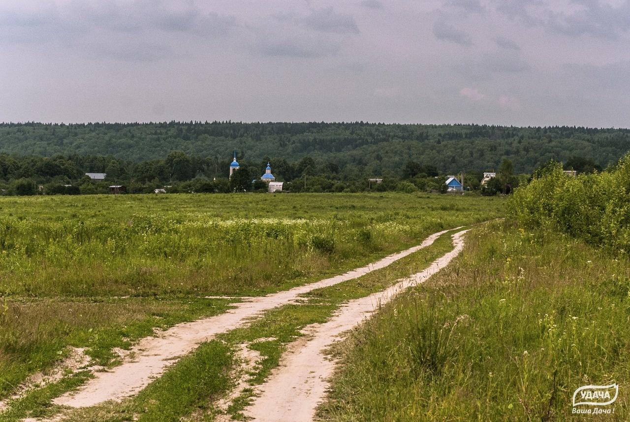 Коттеджный посёлок  «Терентьево» по адресу Московская обл, Наро-Фоминский р-н, Терентьево д в 95км от МКАД предложения по цене от 360 000 руб.