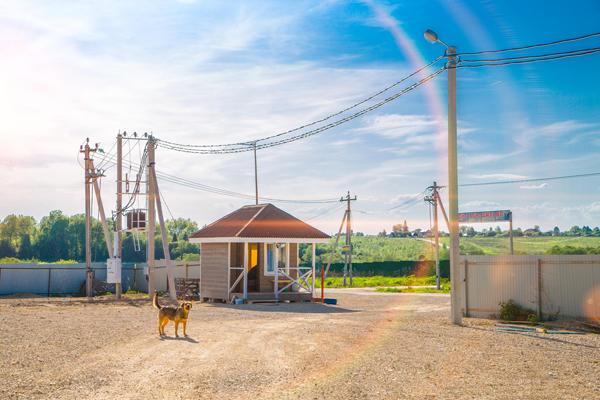 Коттеджный посёлок  «Хорошилово» по адресу Московская обл, Можайский р-н, Хорошилово д в 100.4км от МКАД предложения по цене от 150 000 руб.