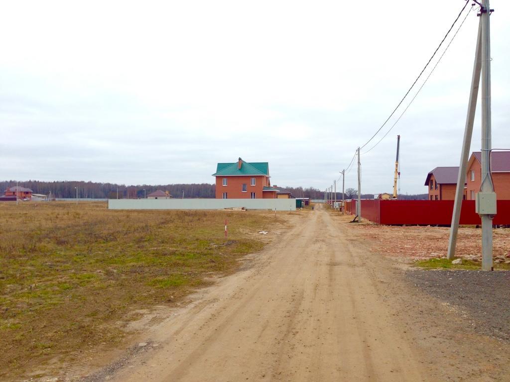 Коттеджный посёлок  «Ивашевское» по адресу Московская обл, Ногинский р-н, Ивашево д в 56.4км от МКАД предложения по цене от 2 459 600 руб.