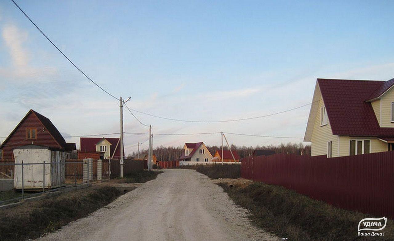 Коттеджный посёлок  «Верховье» по адресу Московская обл, Наро-Фоминский р-н, Верховье д в 94.4км от МКАД предложения по цене от 447 700 руб.