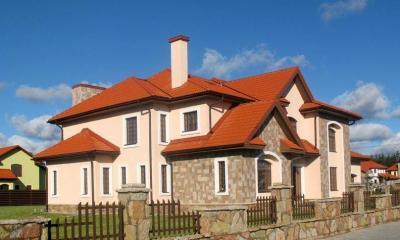 Фото коттеджного посёлока Репинская усадьба